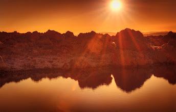 Photo: Water on Mars Mono Lake, California
