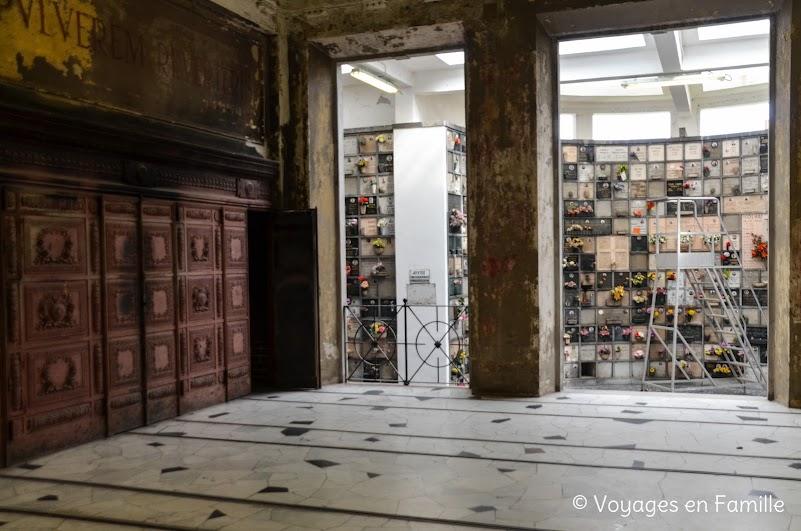 Cimetière Monumental Milan - Crematorium