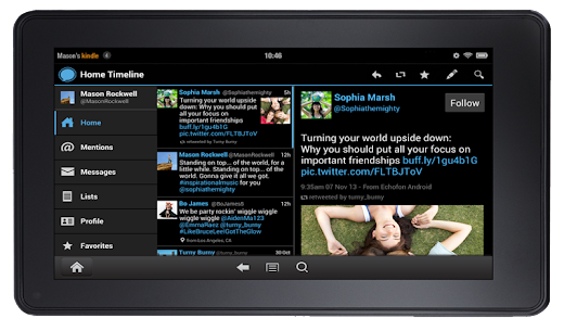 Echofon for Twitter App Download For Android and iPhone 6