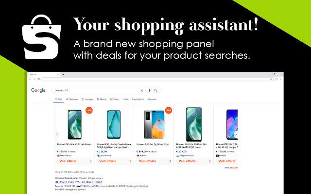 Shopping Panel
