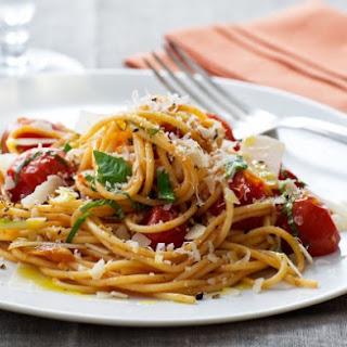 Cherry Tomato Spaghetti