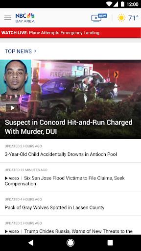 NBC Bay Area Screenshot