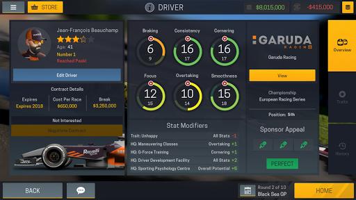 Motorsport Manager Mobile 2 image 4