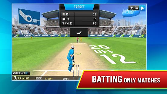 GodSpeed Cricket League - náhled