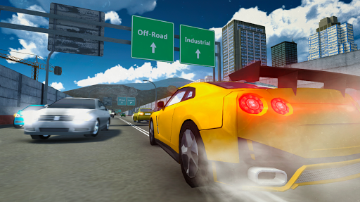 Extreme Sports Car Driving 3D 4.1 5