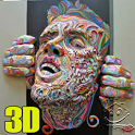 3D Pictures icon