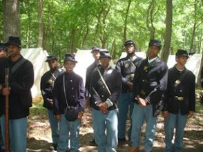 Photo: 6th USCT Regiment Cadets