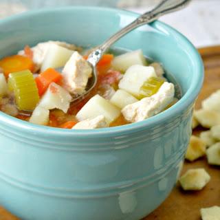 Paleo Slow Cooker Chicken Stew