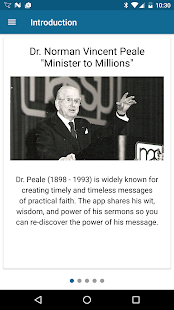The Sermons of Dr. Peale- screenshot thumbnail