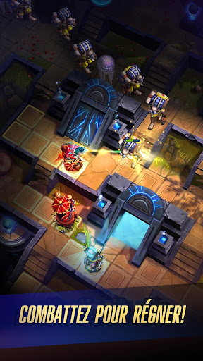 Defenders 2: Tower Defense CCG  captures d'u00e9cran 5