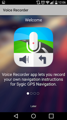 Voice Recorder by Sygic for PC