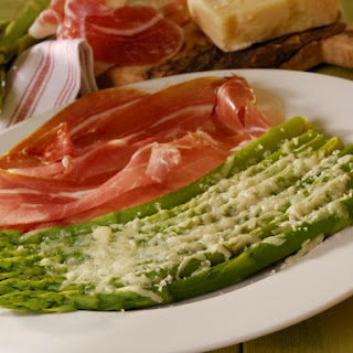 Lidia's Skillet Asparagus