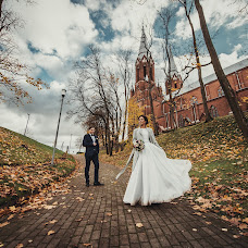 Wedding photographer Ieva Vogulienė (IevaFoto). Photo of 03.01.2018