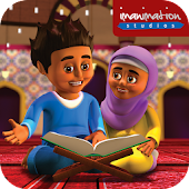 Ali and Sumaya: Let's Read
