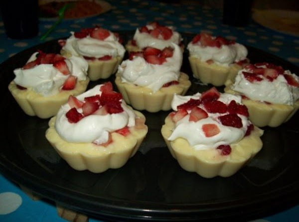 Quick And Easy Cheesecake Tarts Recipe