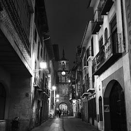 by -. Phooneenix .- - Black & White Street & Candid