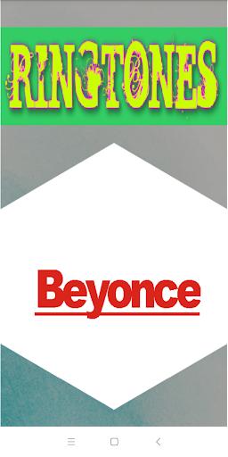 best beyonce ringtones offline screenshot 1