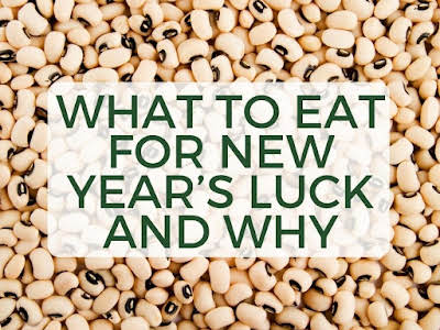 What to Eat for New Year's Luck and Why