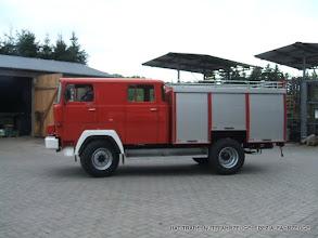 Photo: Magirus Deutz 170D11 Feuerwehr 4x4 mit Einzelbereifung 385/65R22.5