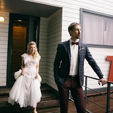 Wedding photographer Liliya Barinova (barinova). Photo of 17.01.2018