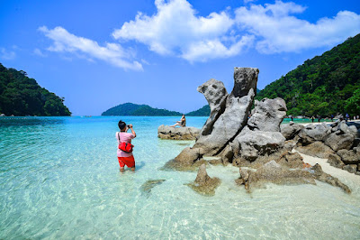 Wow Andaman Day Trip to Surin Islands from Khao Lak