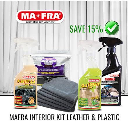 Mafra Interior Kit Leather & Plastic