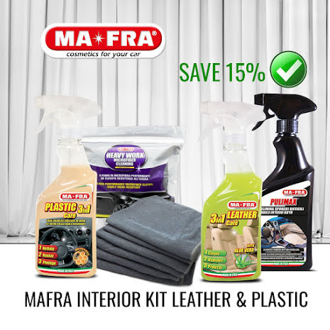 Mafra Interior Kit Leather & Plastic