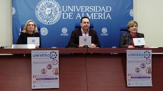 Presentación del programa Univergem en la UAL.