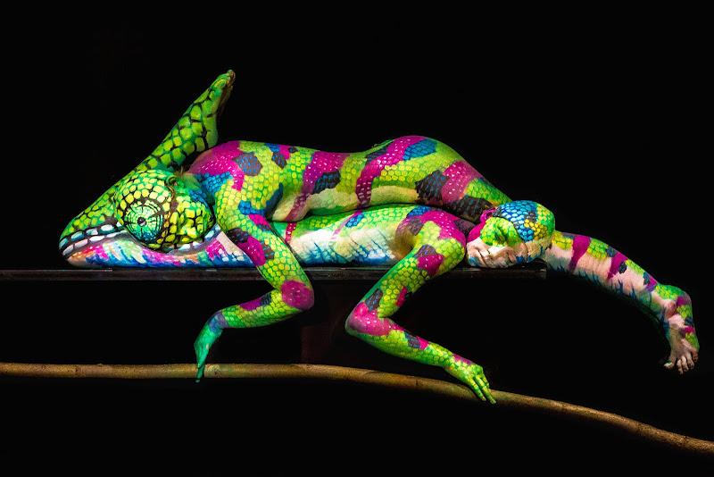 Sono un camaleonte, adoro cambiare e sorprenderti  di simone_ragazzini
