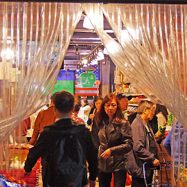 Chinese Market by Joatan Berbel - People Street & Candids ( cultural heritage, market, colorful, people, chinese )