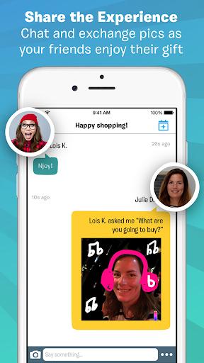 Surpriise - Surprise Gifting Screenshot