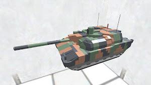 AMX-56 Leclerc ディティールちょいアップ版