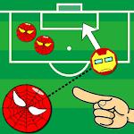 Spider shoot - Freekick game