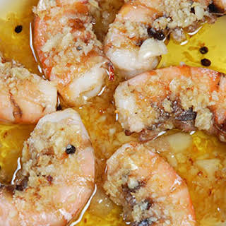 Shrimp Scampi Appetizer Recipes.