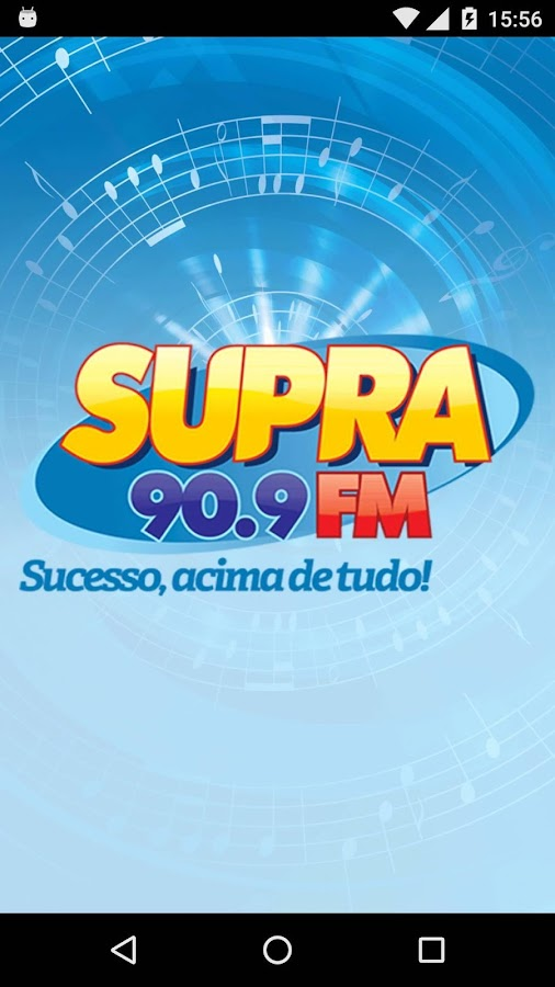 Supra FM- screenshot