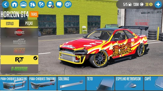 CarX Drift Racing 2 Apk Mod (Dinheiro Infinito) 7