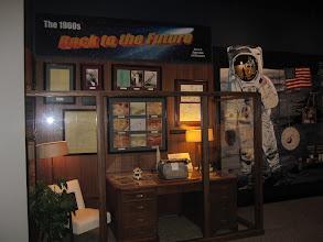 Photo: The 1960s office at NASA