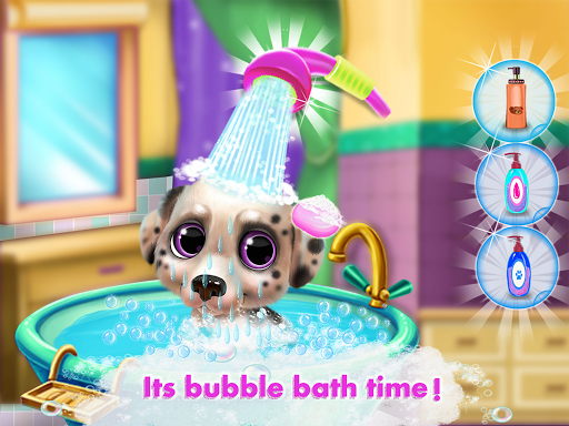 Puppy Pet Dog Daycare - Virtual Pet Shop Care Game modavailable screenshots 1