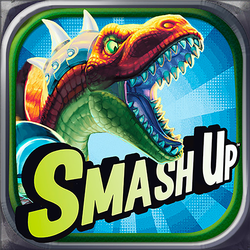 Smash Up - The Shufflebuilding Game Icon