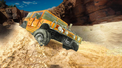 4X4 Rally Racing Russian Offroad Legends 1.0.3 screenshots 2