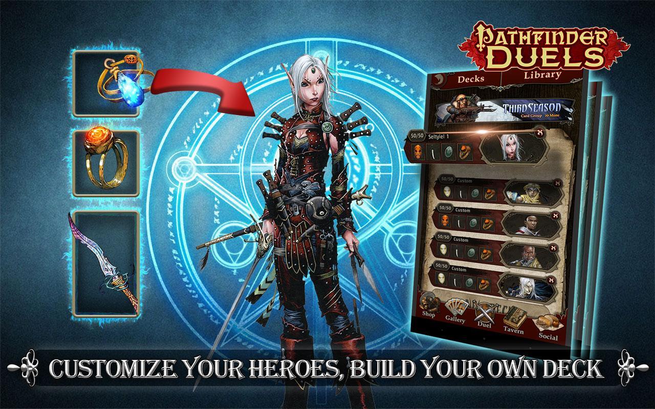 Pathfinder Duels screenshot #14