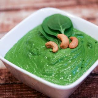 Gluten Free Dairy Free Spinach Dip