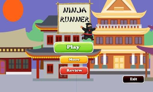 Ninja Runner 2D