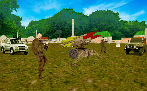 Rules of Jungle Survival-Last Commando Battlefield 1.0 10