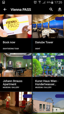 VIENNA SIGHTSEEING & PASS - screenshot