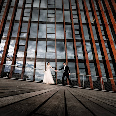 Wedding photographer Donatas Ufo (donatasufo). Photo of 03.04.2019