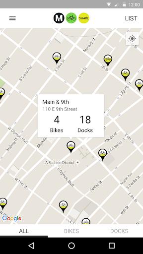Metro Bike Share 2.1 screenshots 1