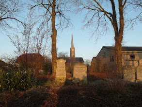 Photo: Op de Oude Begraafplaats