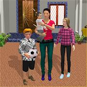 Virtual Single Mom Simulator: Family Adventures