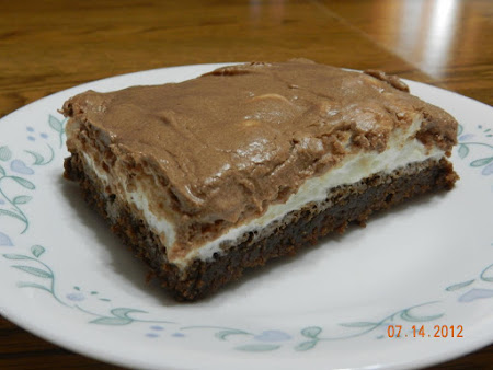 Chocolate Marshmallow Brownies Recipe